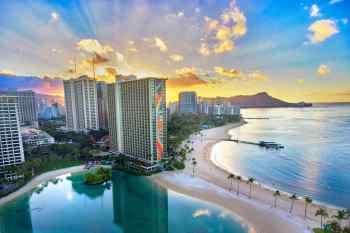 Hilton Hawaiian Village Waikiki Beach Resort (Rainbow Tower)