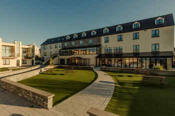 Ocean Sands Hotel • Exterior