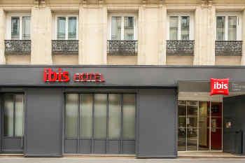 Hotel ibis Paris Grands Boulevards Opera 9ème