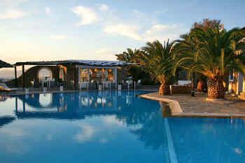 Hotel San Antonio Summerland Mykonos