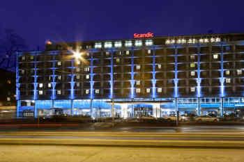 Scandic Park Helsinki Hotel