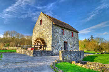 19th Century Watermill, Co. Clare