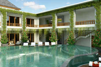 Tonys Villas & Resort • Exterior