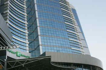 Holiday Inn Abu Dhabi • Exterior