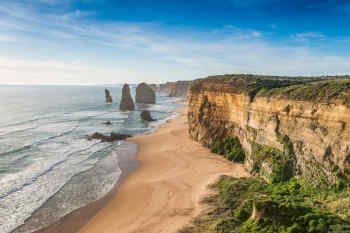 Twelve Apostles and Great Ocean Road • Melbourne, Australia