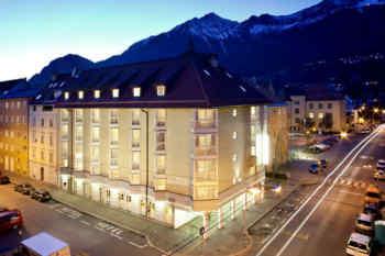 Alpin Park Hotel • Exterior