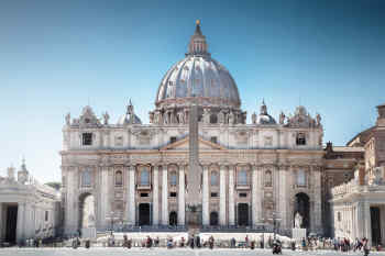 St. Peter's Basilica • Vatican City, Rome