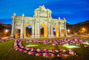 Puerta de Alcala • Madrid