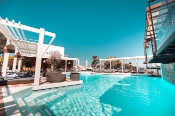 Semeli Hotel Mykonos • Pool