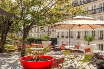 Hôtel Mercure Paris Montmartre Sacré-Coeur Outdoor Seating