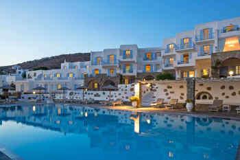 Manoulas Beach Resort Hotel