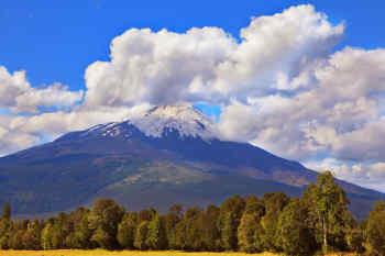 Osorno Volcano in Chile