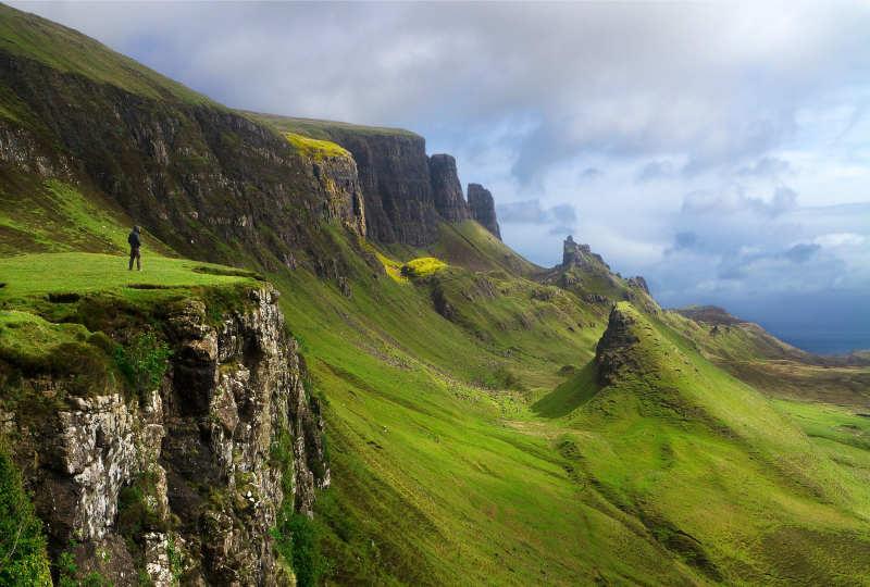 Scotland Countryside Vacation