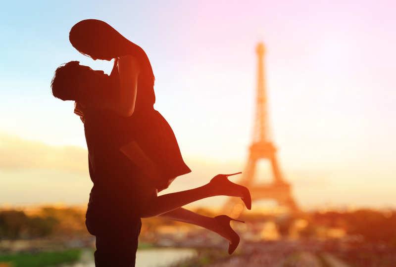 Paris Romantic Vacation