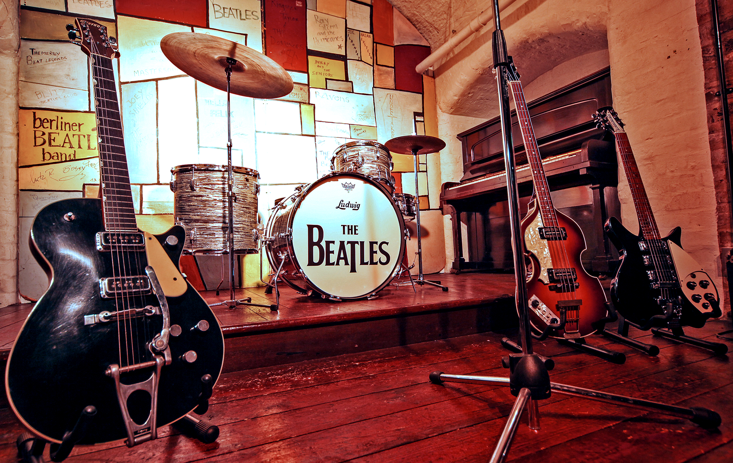 The Beatles Story in Liverpool, United Kingdom
