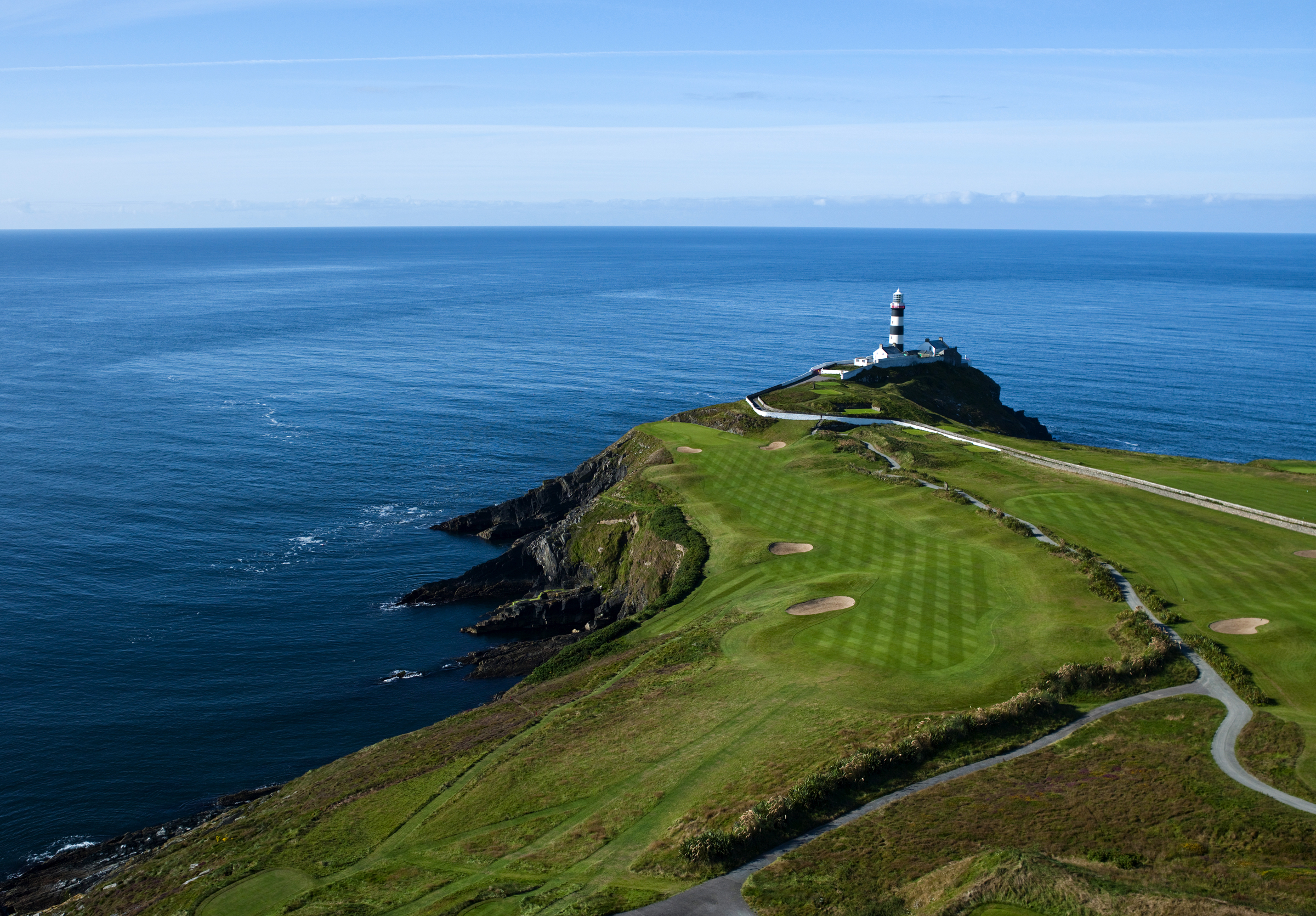 Old Head Golf Links in Kinsale, Ireland