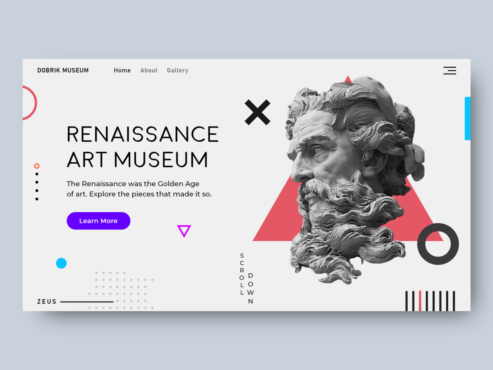10 Awesome Modern Website Design Inspirations 6