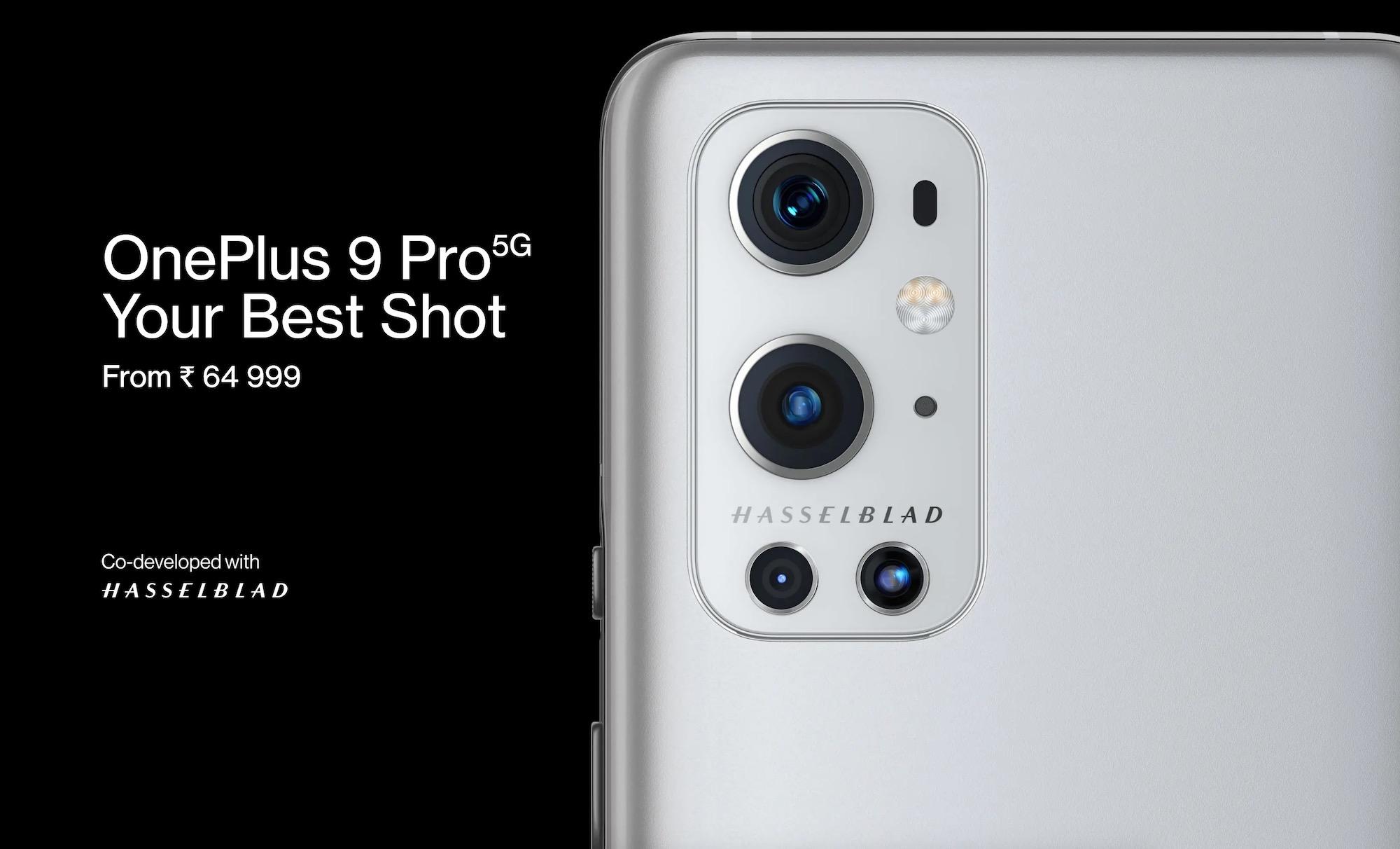 oneplus 9 pro 5g smartphone