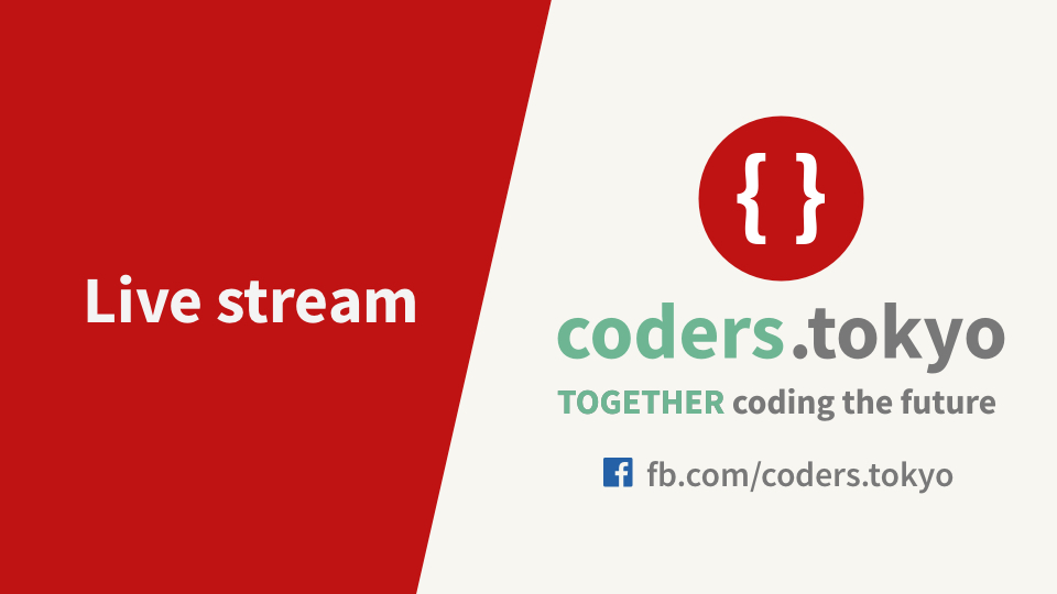 CodersX Live Stream