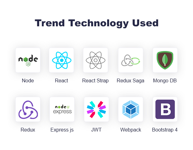 AJ Admin - React Redux Saga Technology