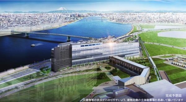 羽田エアポートガーデン」が開業を2020年夏頃に延期 再延期の可能性も ...
