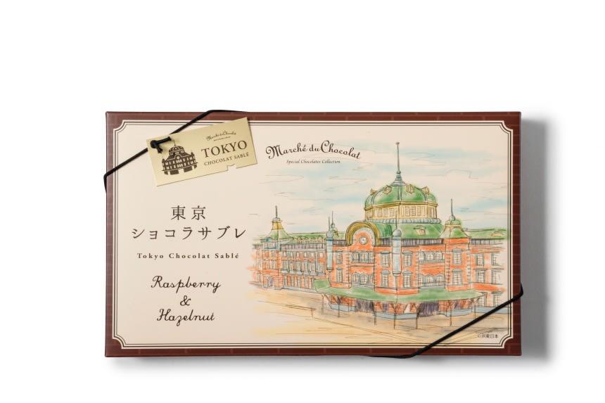 東京駅のおみやげスイーツTOP10