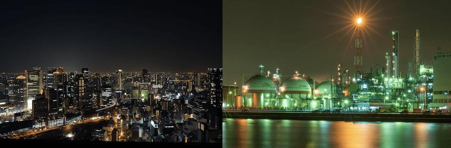 大阪から四日市