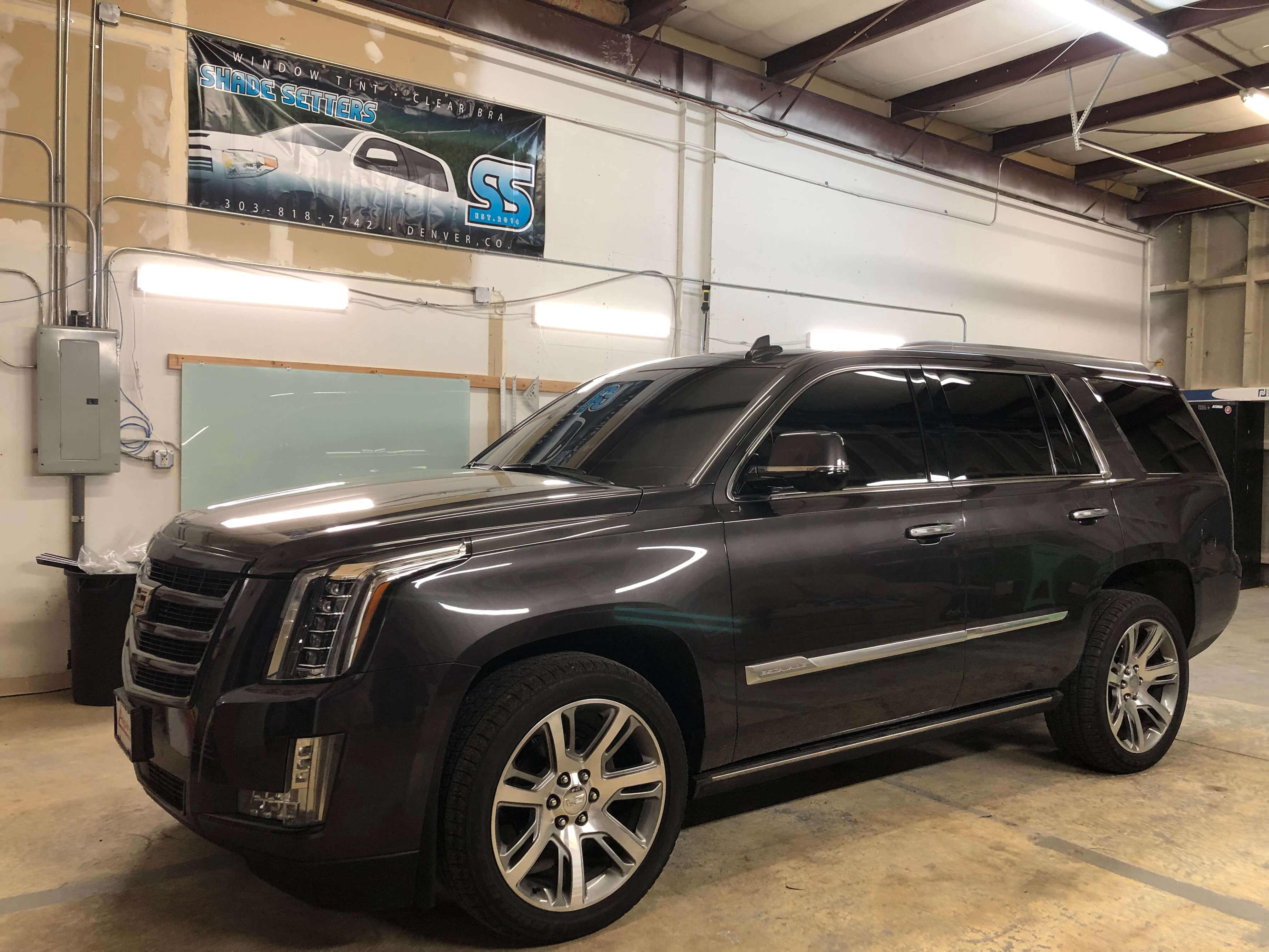 Image of a vehicle we tinted recently