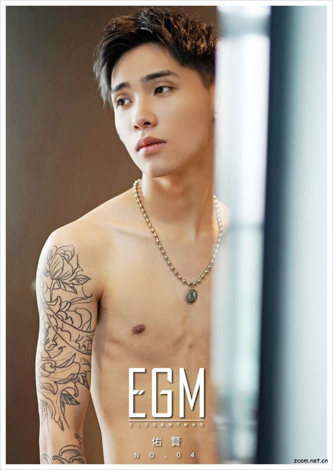 Elegant Man Vol.04:佑賢