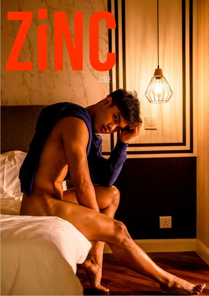 ZiNC Vol.3-Midnight Playtime 夜半遊戲時