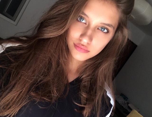 Виктория Перушева ответила на обвинения в копировании Беллы Хадид