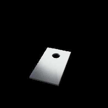 I字プレート(1穴) (部品ID: 308329055)