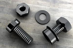 金属の黒染め加工とは?効果と材料向き不向き