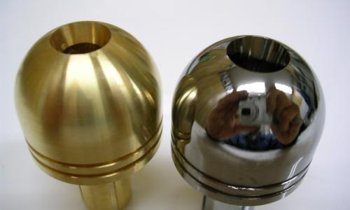 真鍮にメッキをする前の注意点!向いているメッキ処理についても解説!