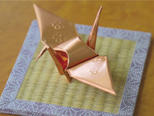銅板加工ならMitsuri!【協力工場130社】1コ〜お受けいたします!