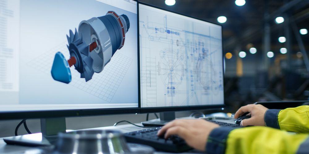 【2D CADと3D CADの違い】 | CADの基礎知識