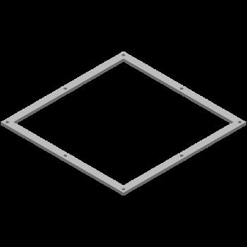 フレームプレート(同径,8穴) (部品ID: 285203177)