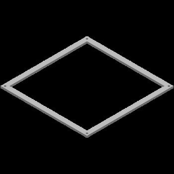 フレームプレート(同径,4穴) (部品ID: 761396777)