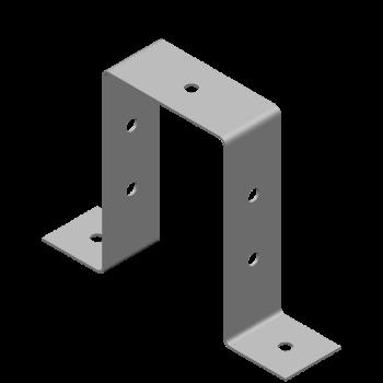 ハット金具(同径,7穴) (部品ID: 173115302)