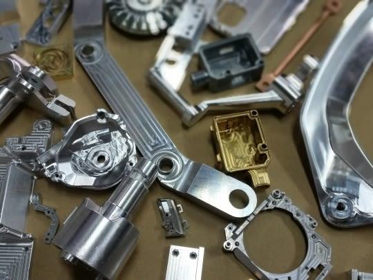 アルミ試作金属単品加工(アルミ・マグネ・亜鉛・真鍮・銅)