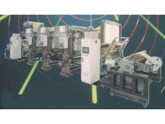 グラビア輪転印刷機械 KP-1100-30型A