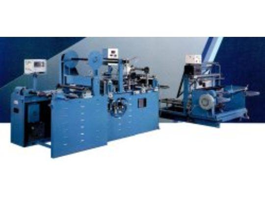 スリットシール装置付チューブ自動製造機械 SL-1000