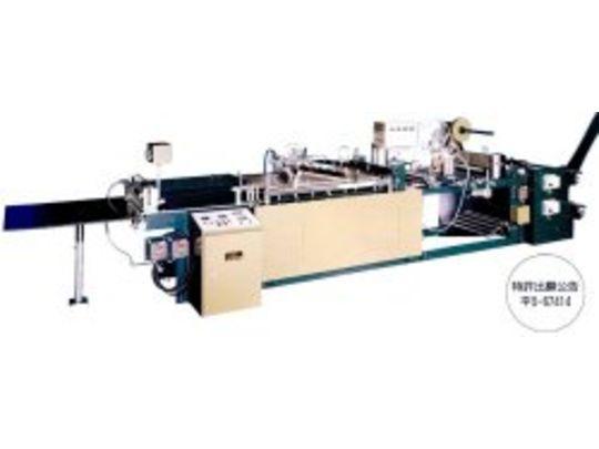サイドシール自動変形製袋機械 PP-600AC変形