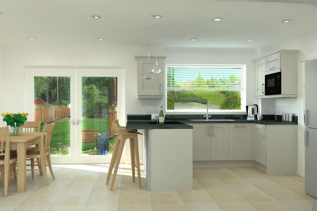 My new kitchen? Design concept