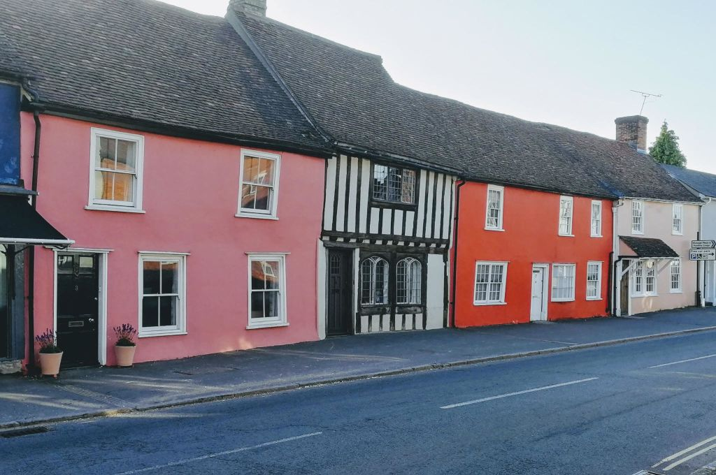 Houses in Thaxted
