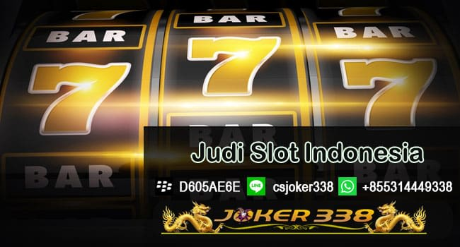 Judi Slot Indonesia