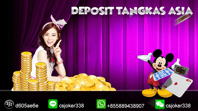 deposit tangkas asia