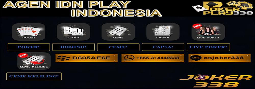 Agen idn play