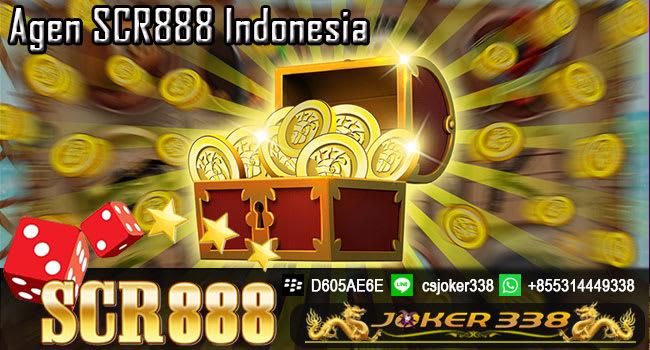 Agen SCR888 Indonesia