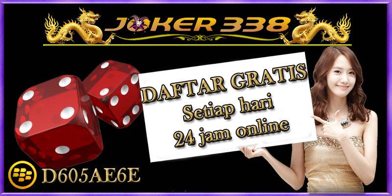REGISTER JOKER338